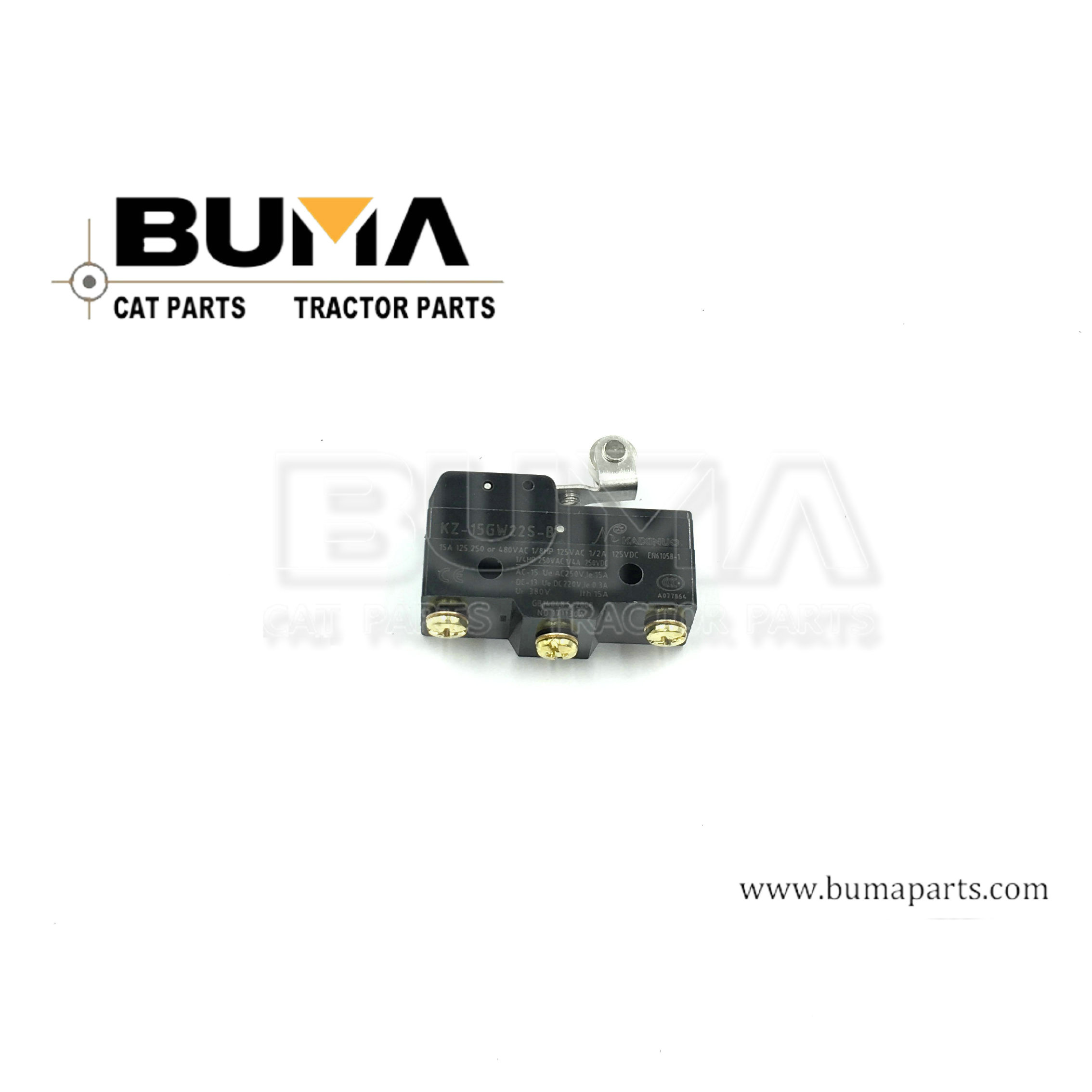 6646781 BOBCAT PARTS BACK-UP ALARM SWITCH